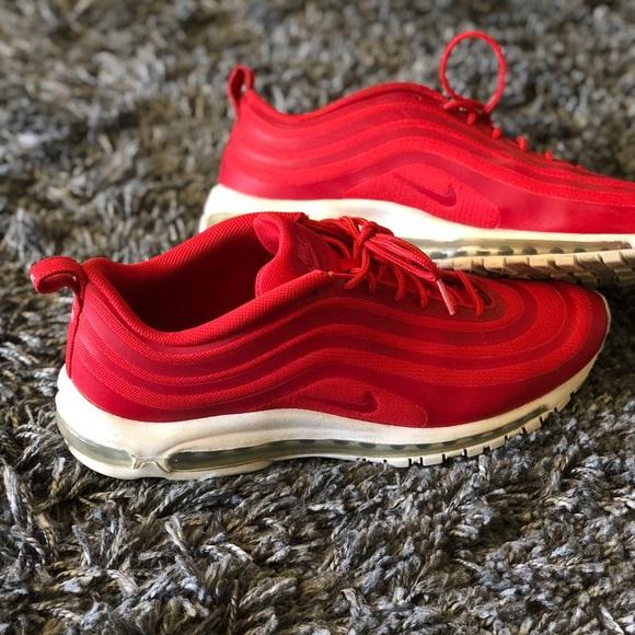 Nike Shoes | Nike Airmax 95 Blood Red
